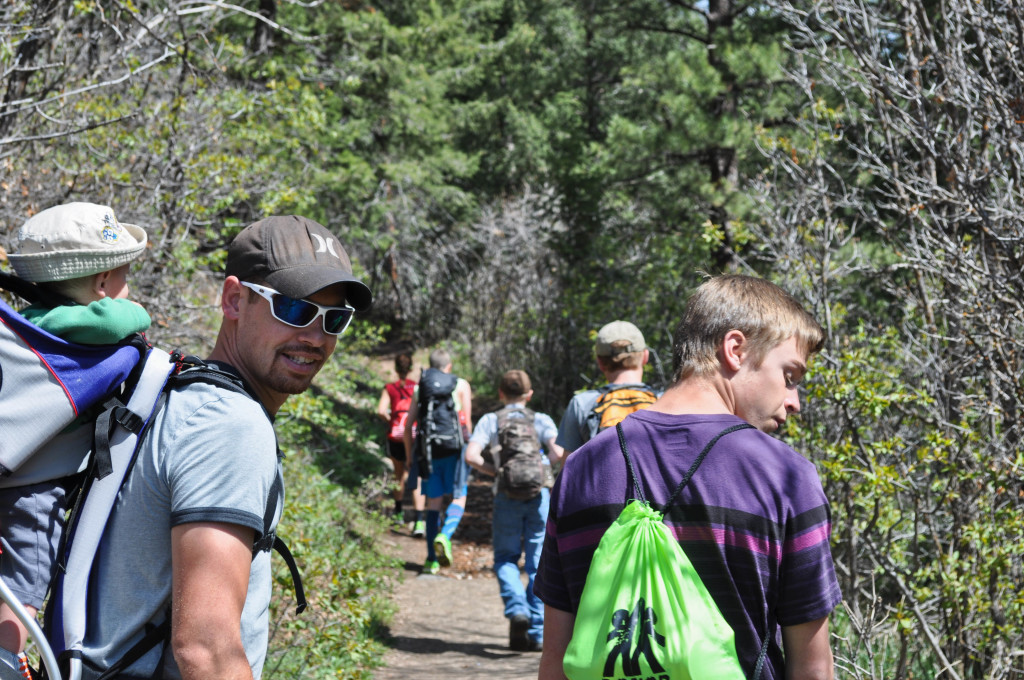 MAD CREEK HIKE 2014-1