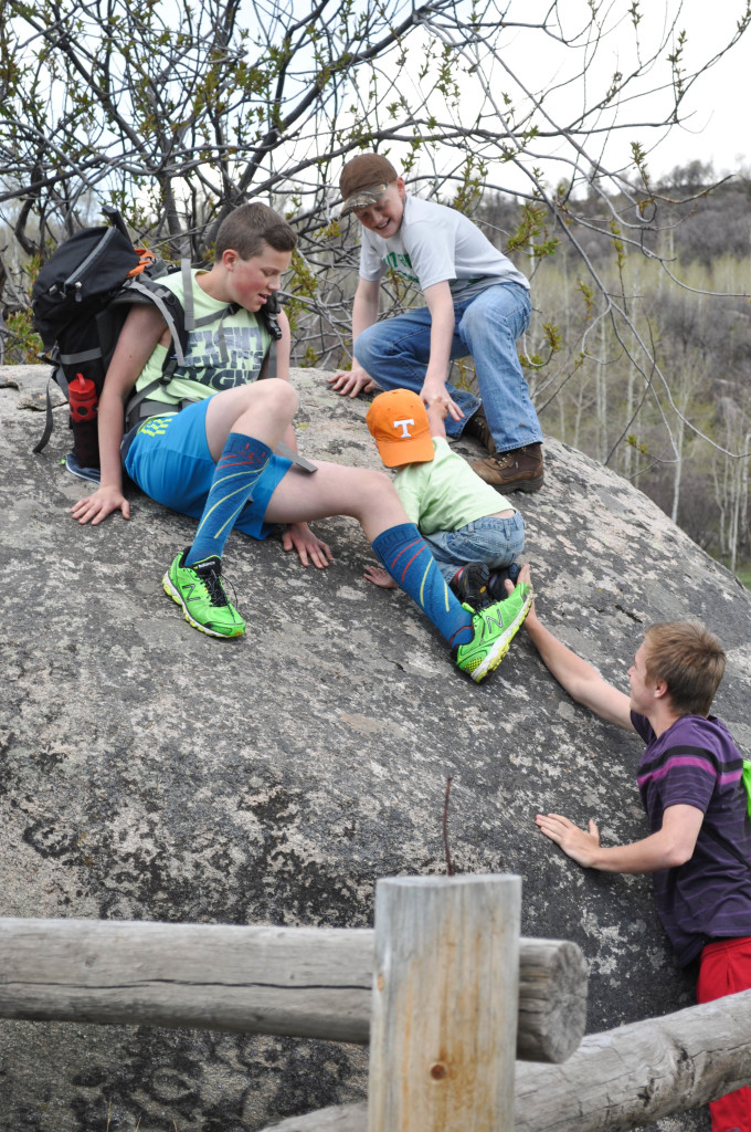 MAD CREEK HIKE 2014-13