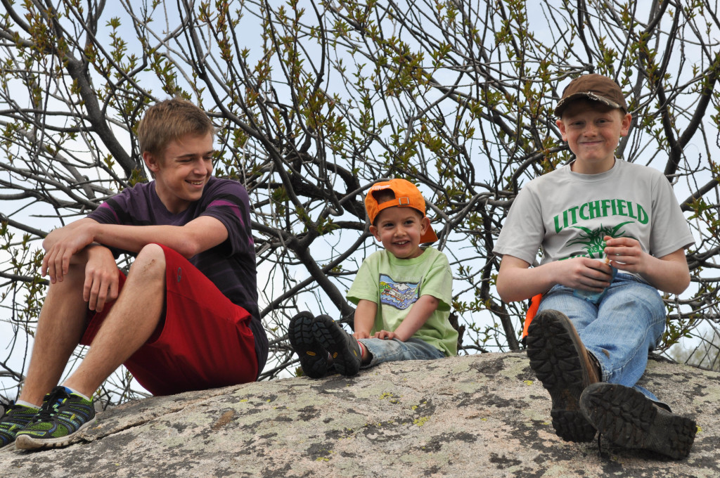 MAD CREEK HIKE 2014-15