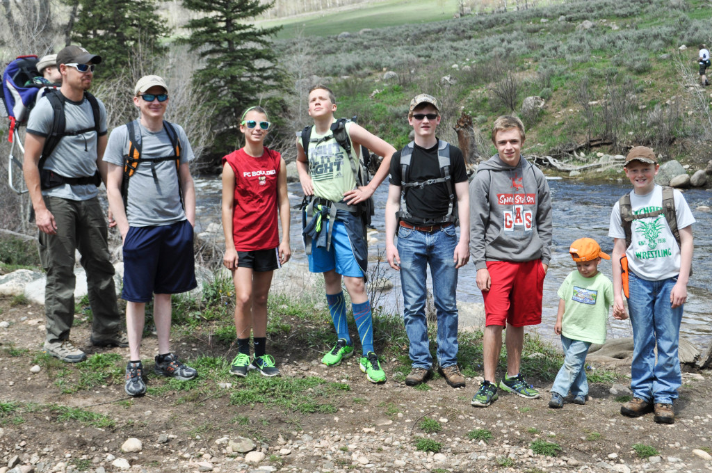MAD CREEK HIKE 2014-18