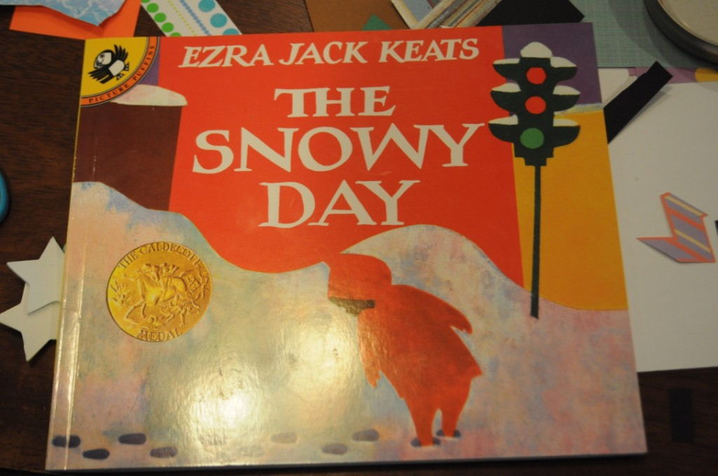 The Snowy Day Activities